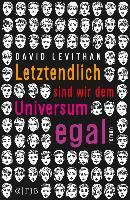 Cover-Bild zu Levithan, David: Letztendlich sind wir dem Universum egal (eBook)