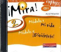 Cover-Bild zu Mira Express 2 Audio CDs Pack of 3 von McLachlan, Anneli