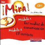 Cover-Bild zu Mira 3 Rojo Audio CD 1