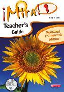 Cover-Bild zu Mira 1 Teacher's Guide Renewed Framework Edition von Traynor, Tracy