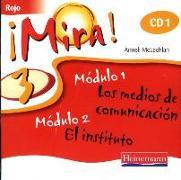 Cover-Bild zu Mira 3 Rojo Audio CD (Pack of 3)