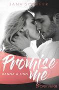 Cover-Bild zu Schäfer, Jana: Promise me