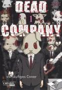 Cover-Bild zu Tonogai, Yoshiki: Dead Company 1