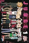 Cover-Bild zu Tonogai, Yoshiki: Judge, Band 1