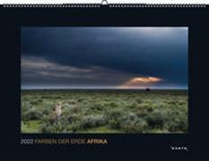Cover-Bild zu Farben der Erde Afrika 2022 von KUNTH Verlag (Hrsg.)