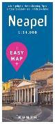 Cover-Bild zu EASY MAP Neapel. 1:14'000