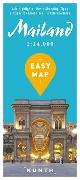 Cover-Bild zu EASY MAP Mailand. 1:14'000