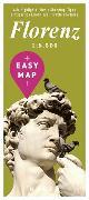 Cover-Bild zu EASY MAP Florenz. 1:8'500