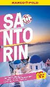 Cover-Bild zu Bötig, Klaus: MARCO POLO Reiseführer Santorin (eBook)