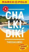 Cover-Bild zu Bötig, Klaus: MARCO POLO Reiseführer Chalkidiki
