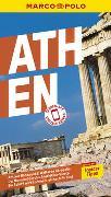 Cover-Bild zu Bötig, Klaus: MARCO POLO Reiseführer Athen