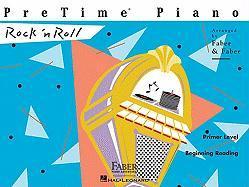 Cover-Bild zu Pretime Piano Rock 'n Roll: Primer Level von Faber, Nancy (Komponist)