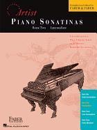Cover-Bild zu Artist Piano Sonatinas, Book Two, Intermediate von Faber, Randall (Hrsg.)