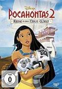 Cover-Bild zu Pocahontas 2 - Reise in eine neue Welt von Estrin, Allen