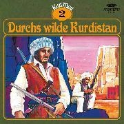 Cover-Bild zu May, Karl: Karl May, Grüne Serie, Folge 2: Durchs wilde Kurdistan (Audio Download)