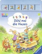 Cover-Bild zu Schwarz, Regina: 1, 2, 3, 4, 5: Zähl mal die Hasen