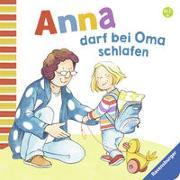 Cover-Bild zu Schwarz, Regina: Anna darf bei Oma schlafen