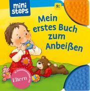 Cover-Bild zu Schwarz, Regina: ministeps: Mein erstes Buch zum Anbeißen