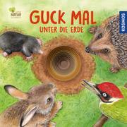 Cover-Bild zu Apfelbacher, Lisa: Guck mal unter die Erde