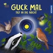 Cover-Bild zu Apfelbacher, Lisa: GUCK MAL TIEF IN DIE NACHT