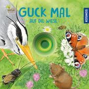 Cover-Bild zu Apfelbacher, Lisa: Guck mal auf die Wiese