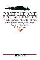 Cover-Bild zu Kohn-Waechter, Gudrun (Unterstützt v.): Brieftheorie des 18. Jahrhunderts