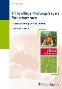 Cover-Bild zu 111 knifflige Prüfungsfragen für Hebammen (eBook) von Seidel, Yvonne