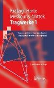 Cover-Bild zu Tragwerke 1 (eBook) von Krätzig, Wilfried B.