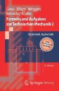 Cover-Bild zu Formeln und Aufgaben zur Technischen Mechanik 2 (eBook) von Gross, Dietmar
