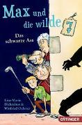 Cover-Bild zu Dickreiter, Lisa-Marie: Max und die wilde 7 1. Das schwarze Ass