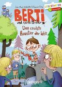Cover-Bild zu Dickreiter, Lisa-Marie: Berti und seine Brüder. Das coolste Haustier der Welt