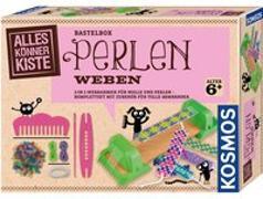 Cover-Bild zu Perlen weben