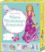 Cover-Bild zu Meine Modedesign-Kreativbox von Watt, Fiona