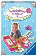 Cover-Bild zu Ravensburger 18280 Freundschaftsbändchen - Freche Armbänder aus bunten Garnen weben, DIY für Kinder ab 6 Jahren