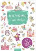 Cover-Bild zu Glitzerspaß - Feen-Sticker