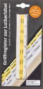 Cover-Bild zu Griffregister für die Lutherbibel