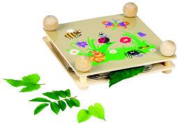 Cover-Bild zu Krabbelkäfer Blätter- und Blütenpresse