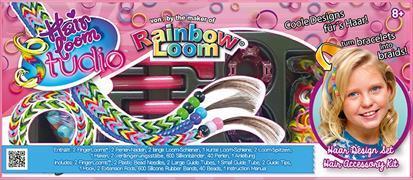 Cover-Bild zu Rainbow Loom HairLoom Studio