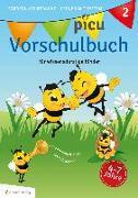 Cover-Bild zu Picu Vorschulbuch 2 von Dürr, Nicole (Illustr.)