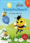 Cover-Bild zu Picu Vorschulbuch 1 von Dürr, Nicole (Illustr.)
