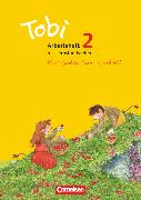 Tobi 2, 2. Schuljahr, Arbeitsheft in Vereinfachter Ausgangsschrift, Mit Lernstandsseiten von Metze, Wilfried