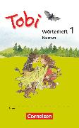 Tobi, Neubearbeitung 2016, Wörterhefte Nomen, 3 verschiedene Übungshefte zum selbstständigen Lernen