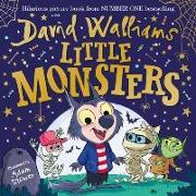 Cover-Bild zu Walliams, David: Little Monsters
