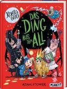 Cover-Bild zu Stower, Adam: König Guu 3: Das Ding aus dem All