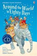 Cover-Bild zu Bingham, Jane: Around the World in Eighty Days