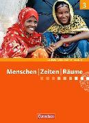 Cover-Bild zu Menschen Zeiten Räume 9./10. SJ. Arbeitsbuch für Gesellschaftslehre. Schülerbuch. NW von Berger, Michael