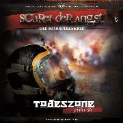 Cover-Bild zu Feeder 5b: Todeszone (Audio Download) von Jäger, Simon (Gelesen)