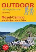 Cover-Bild zu Mosel-Camino. 1:75'000 von Jung, Karl-Heinz