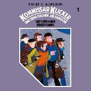 Cover-Bild zu Kommissar Klicker, Folge 1: Unternehmen Bratpfanne (Audio Download) von Schröder, Rainer M.