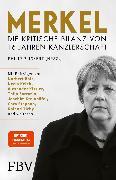Cover-Bild zu Merkel - Die kritische Bilanz von 16 Jahren Kanzlerschaft (eBook) von Plickert, Philip